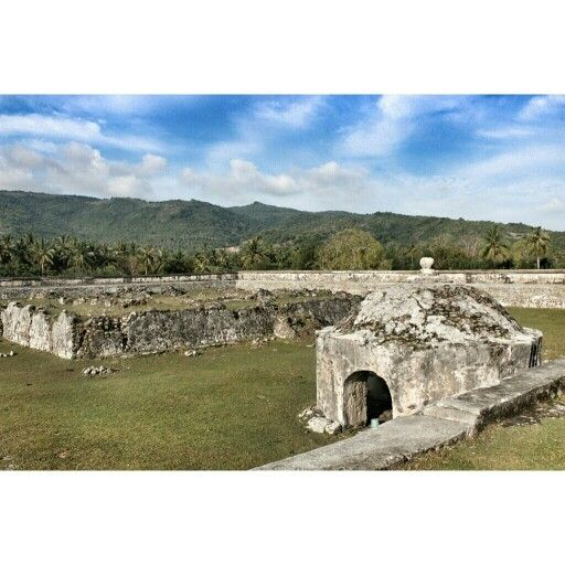 Benteng Indra Patra, Aceh Besar