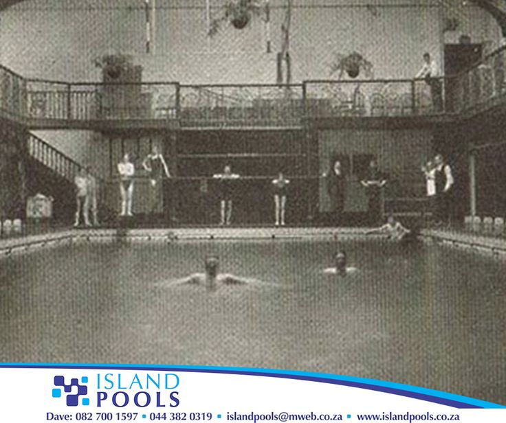 #ThrowbackThursday: The modern era for pools was ushered in by Great Britain, who made great strides in water treatment and management. Due to alarming drowning rates, they had 6 public pools built in London by 1837. Popularity in swimming as a sport grew as a result, and in 1869, the Amateur Swimming Association was formed. #IslandPools