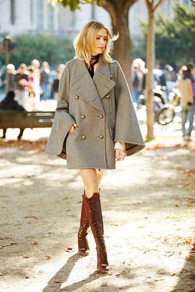Неделя моды в Париже, весна-лето 2016: street style. Часть 1, Buro 24/7