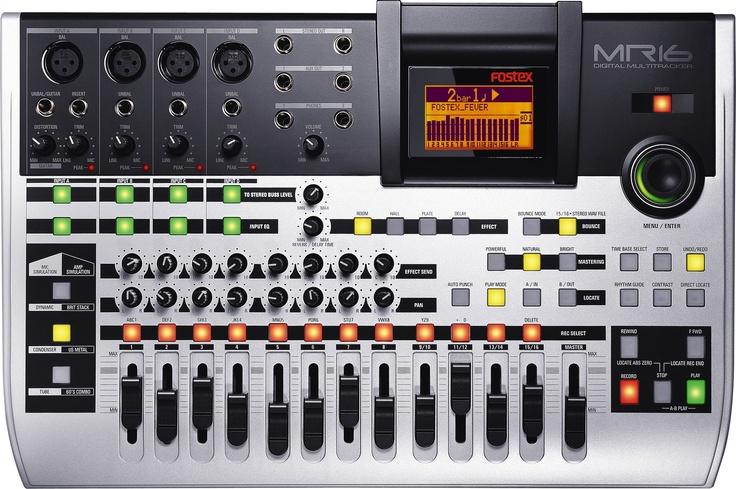 Fostex MR16 HD