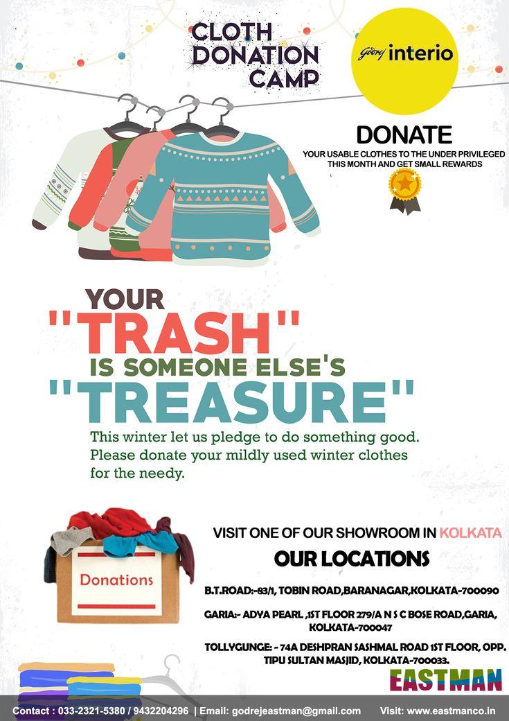 Clothe Donation Clothes Donate Pledge