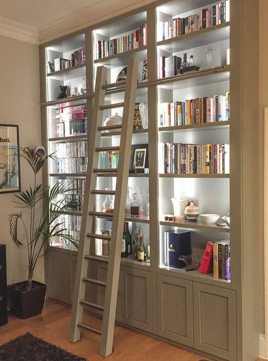Led Bookshelf Lighting