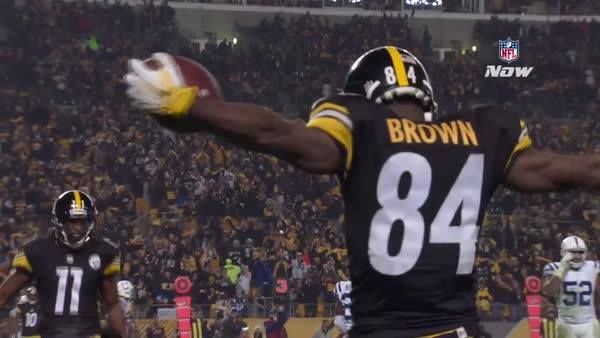 Antonio Brown? No? Odell Beckham Jr? ... Yes?  Who is best option in 2016?