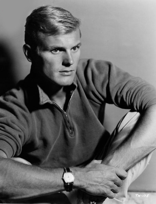 187 best images about Tab Hunter on Pinterest Tab Hunter Partner
