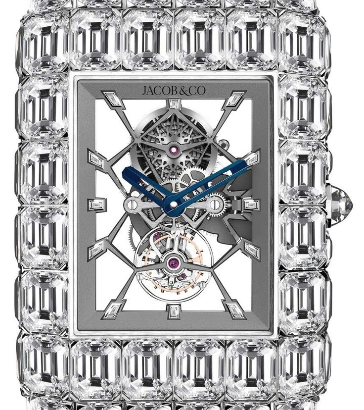 """Jacob & Co. """"Billionaire Watch"""" For Flavio Briatore Is $18,268,000 - by Ariel Adams - today on aBlogtoWatch.com """"The 2015 Jacob & Co. Billionaire Watch is a one-of-a-kind timepiece produced for Italian businessman, fashion label owner, and Formula 1 personality Flavio Briatore. As a manifestation of sheer luxury and excess, timepieces like this often live in a vacuum, with us learning about them, but having only guesses as to the type of people who own and buy them..."""""""