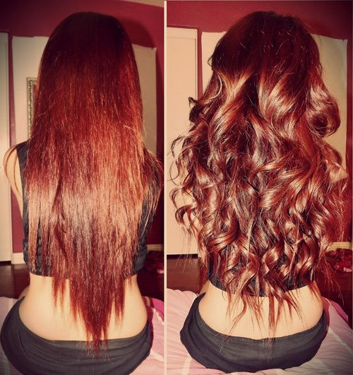 <3 her hair length, cut & both of the styling choices.