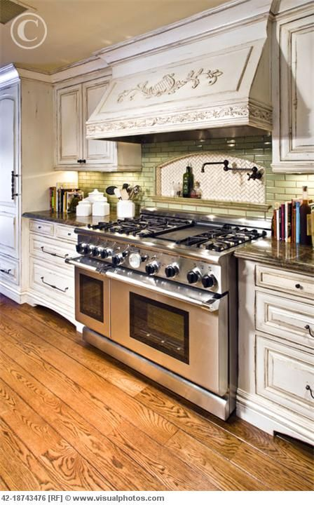 Kitchen Appliance That Look Like Old Wood Stoves