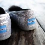 TOM'S Glitter Shoes