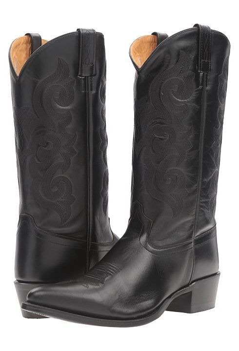 Old West Boots 5502 (Black) Cowboy Boots - Old West Boots, 5502, 5502, Footwear Boot Western, Western, Boot, Footwear, Shoes, Gift, - Fashion Ideas To Inspire