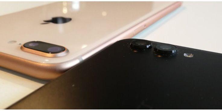 Das ultimative #Kamera Battle – View 10 vs. iPhone 8 Plus – Runde 1