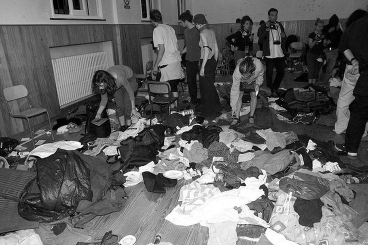 Le #5delle13 del 7 aprile 2015. In primo piano la condanna della Corte di Strasburgo: alla scuola #Diaz durante il G8: fu tortura.