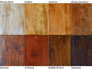 Stain Colors For Pine Ceiling Bing Images Staining