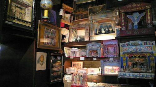 El museo de los juguetes en Londres: Pollock's Toy Museum | DolceCity.com