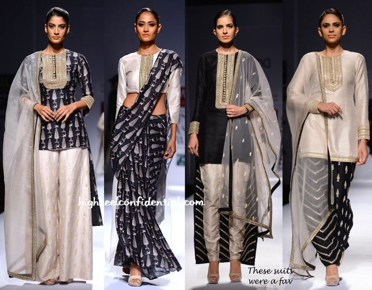 WIFW Spring:Summer 2015- Payal Singhal-3