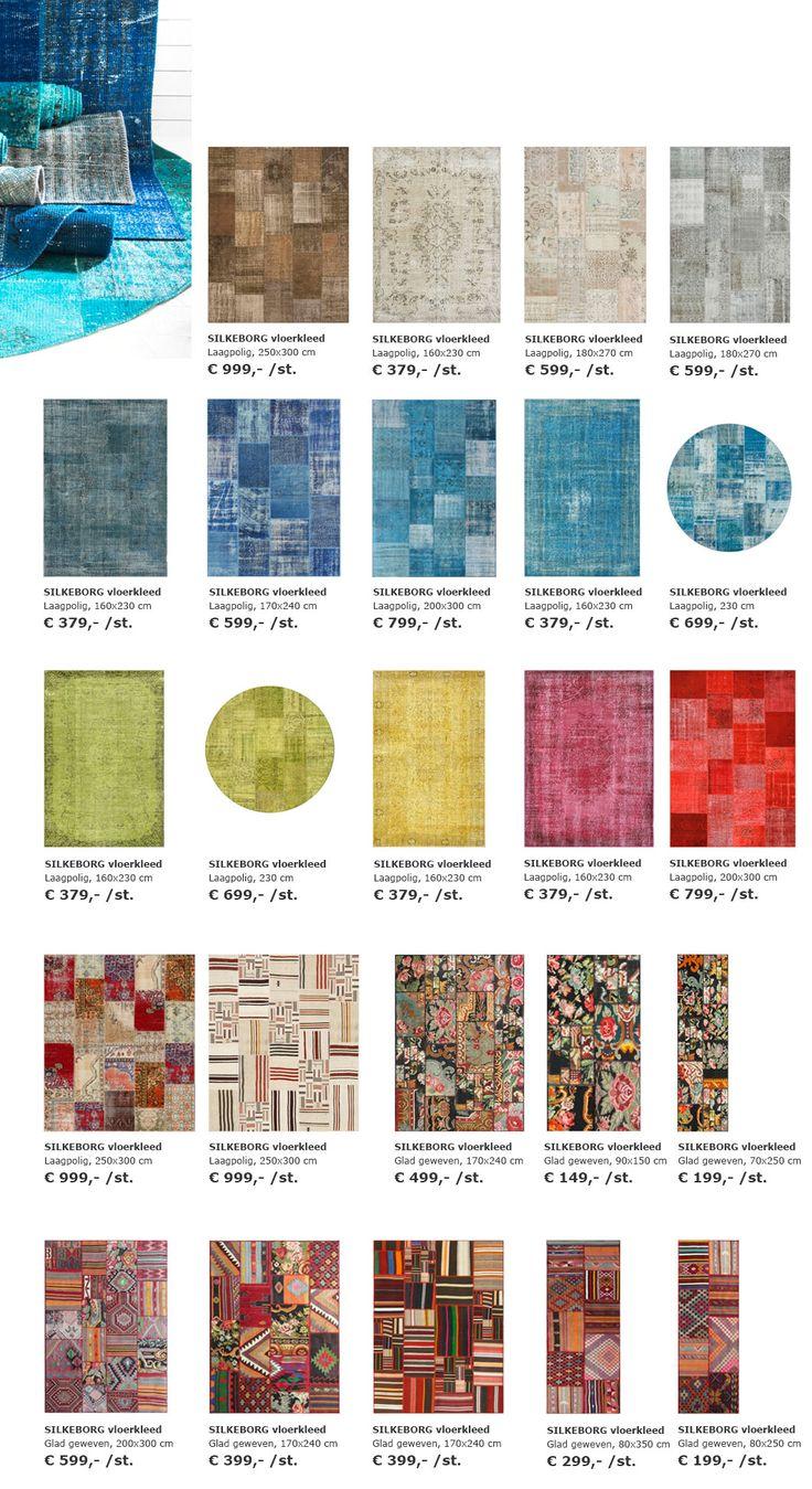 Oosterse tapijten - Handgeweven vloerkleden uit Turkije - IKEA