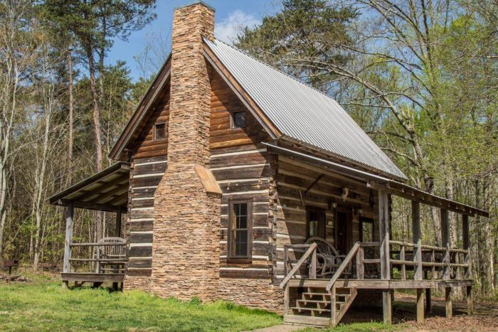 This Log Cabin Campground In Alabama May Just Be Your New
