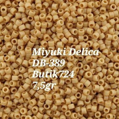 Miyuki Delica DB-389 7,5 gramı....Kodu Miyuki Delica Boncuk Satışımız Başlamıştır......Lütfen İletişim İçin Whattsaptan Ulaşın.... Kapıda ödeme. Havale - EFT Ayrıntılı bilgi almak için: Whatsapp: 0505 840 82 84  #butik72  #istanbul #swarovski #delica #bileklik #kolye #peyote #saat #aksesuar #taki  #giyim #handmade #cekilisvar #kadin #moda #beautiful #fashion #kombin #bayan #tarz #style #fatımaanaeli #elyapimi #takitasarim #3d #miyuki #boncuk #küpe #kristal