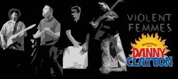 Win Violent Femmes tickets for @Summerfest at 6:30am with Mornings with Danny Clayton thru Friday, June 14!  www.945thelake.com