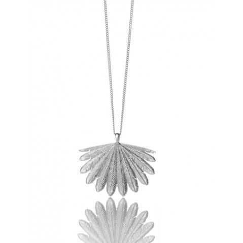 JBTMS16- Fan Tail Pendant- Designed by New Zealand Designer Boh Runga $336