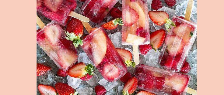 Pomysły na weselne, letnie desery