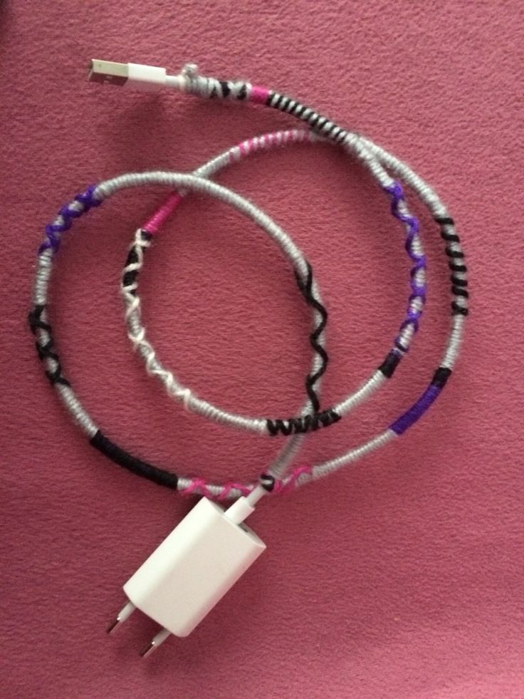 Colourful handmade charger design