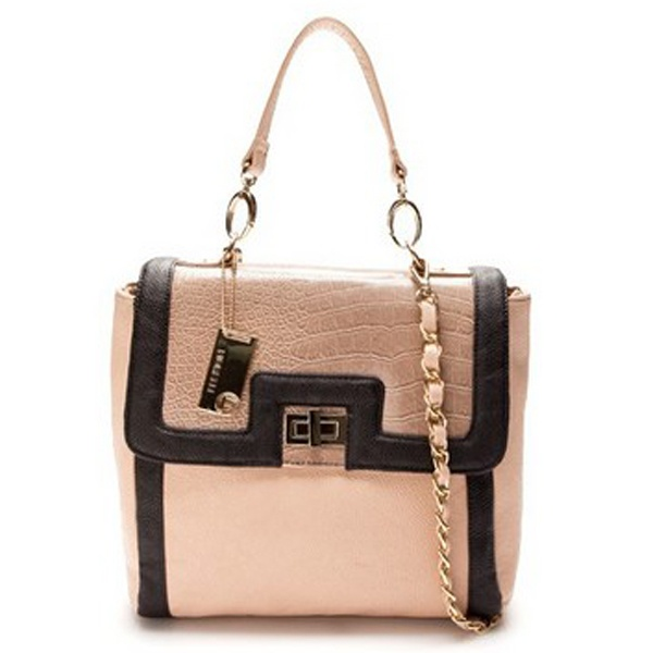 Bags that won't bust the bank this party season - Fiorelli Croc Print Satchel