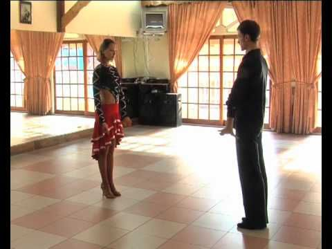 Como bailar Pasodoble - YouTube