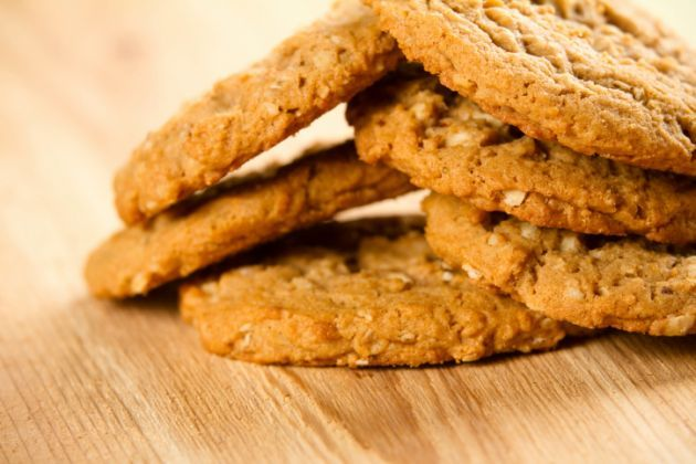 Galletas de avena light - El Gran Chef