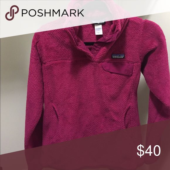 Women's Patagonia Snap-T Fleece Pullover Gently worn women's Patagonia fleece Patagonia Other