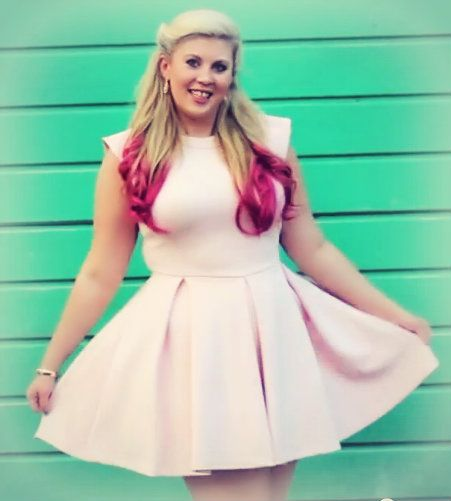 i really do love Louise she is so bubbly and happy and cheery and is just a great youtuber she is always giving out incredible words of advice and never fails to bring out a video that is absolutely amazing!<3