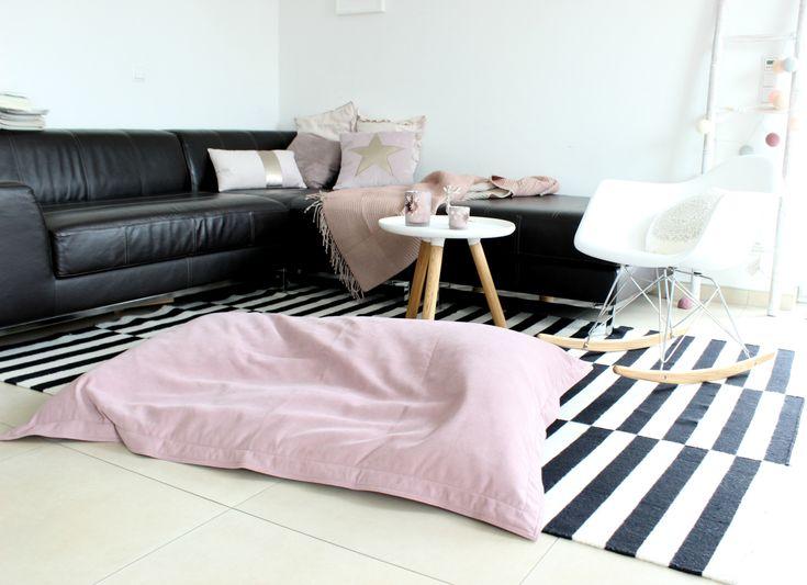 Lovely Interior Wohnen mit Kindern Neues im Wohnzimmer Kindersitzsack Indy von QSack Sitzsack