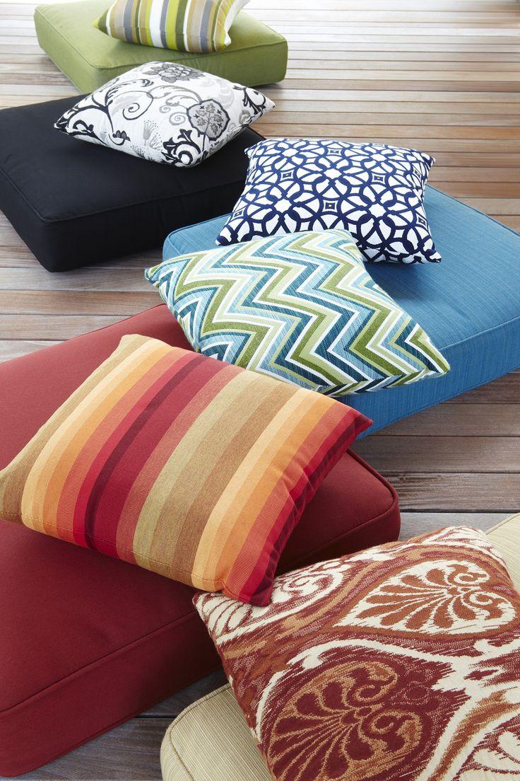 25+ unique Patio cushions ideas on Pinterest   Patio cushion ...
