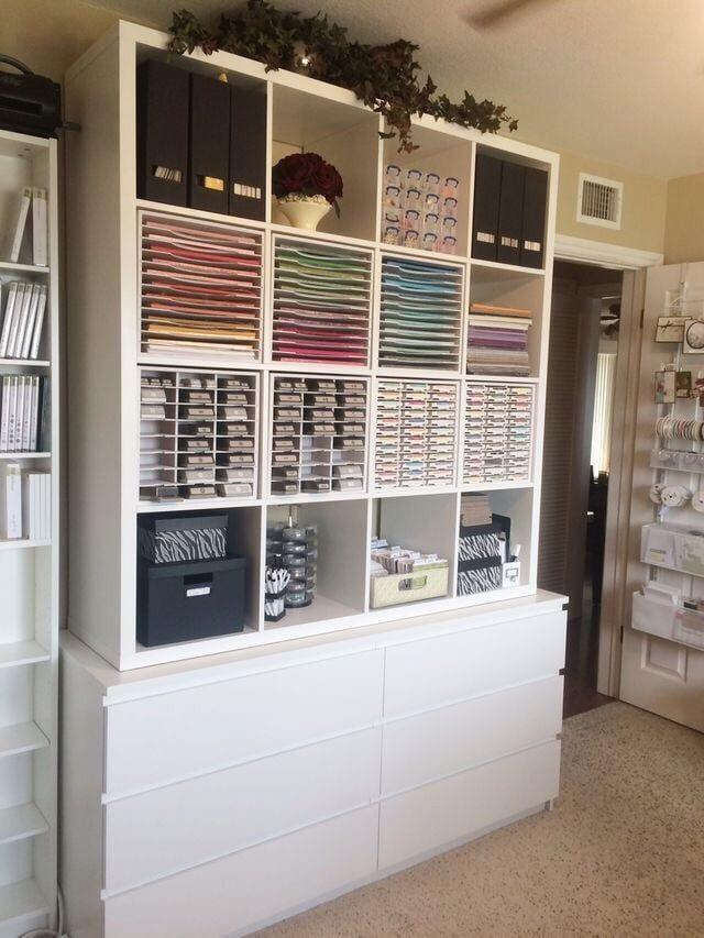 M s de 25 ideas incre bles sobre malm en pinterest serie for Dormitorio kallax