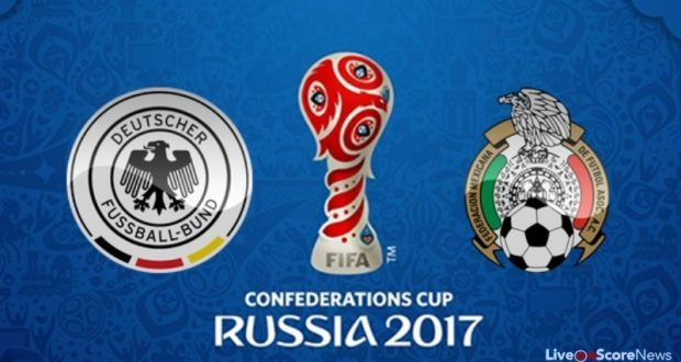 Germany vs Mexico Live stream info, TV