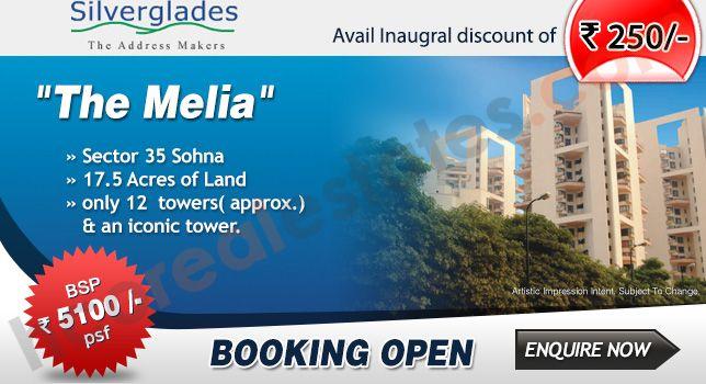 Silverglades The Melia Sohna Sector 35 #silvergladesTheMelia #TheMeliasohna