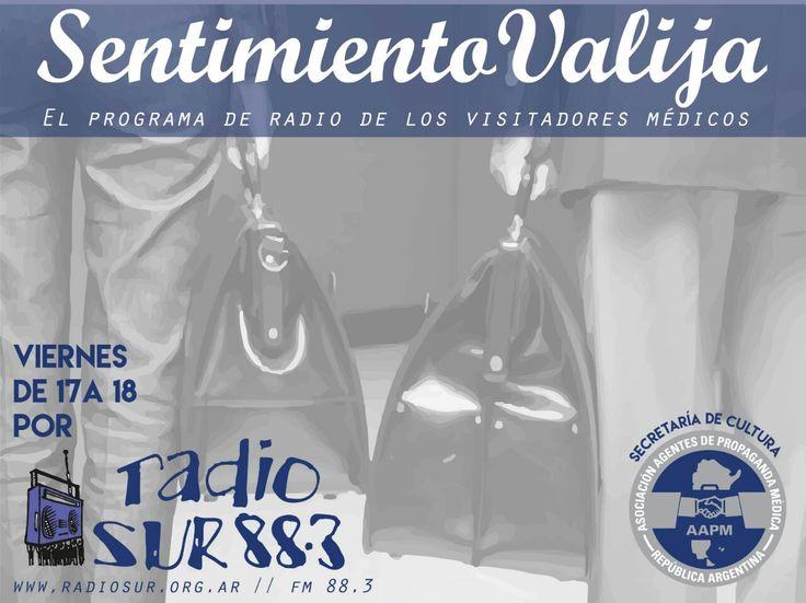 Primer programa de la Secretaria de Cultura de la Asociacion de Agentes de Propaganda Medica de la República Argentina. Con la participación de Ricardo Peidro - Pato Piñeiro y Pepe Sciancio.