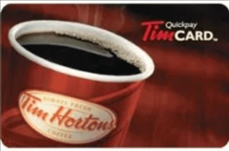 Gagnez Une Carte Cadeau Tim Hortons De 50 Tim Hortons Carte