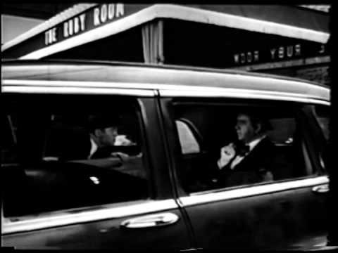 """SHORTCUT TO HELL"" William Bishop, Robert Ivers, Yvette Vickers. 9-5-1957."