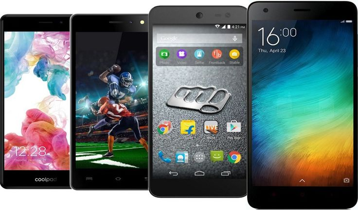 Top 10 best smartphones below 6000