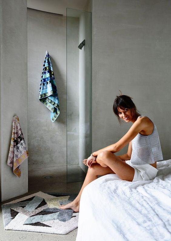Ensuite Luxe: Ziporah Towels
