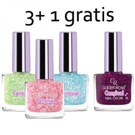 Vakre sommerfarger som du må ha!  http://www.we2nails.no/butikk/golden-rose-neglelakk