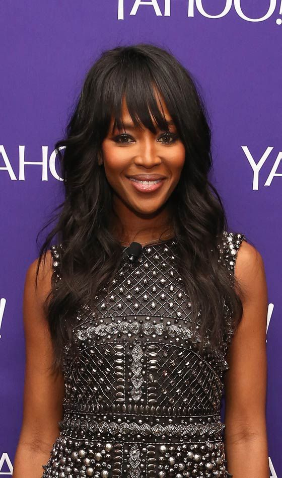 10 Gorgeous Hairstyles With Bangs For Women With Dark Skin