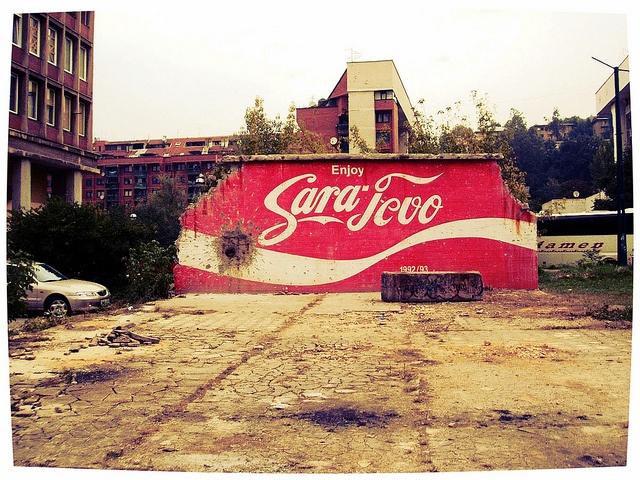 Sara jevo <> Coca Cola