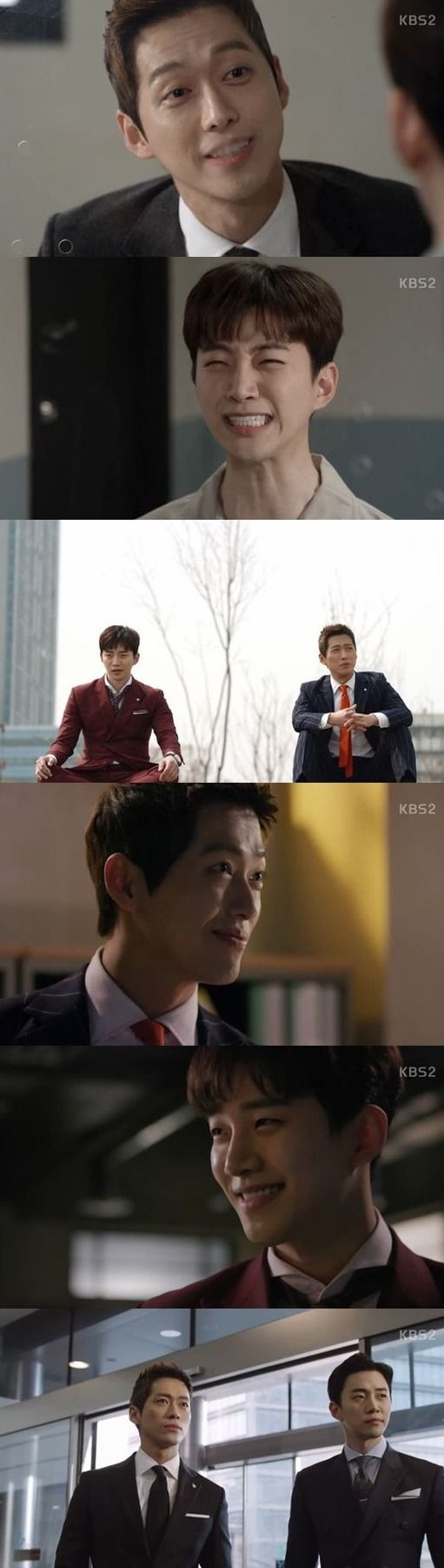 Added episode 18 captures for the Korean drama 'Chief Kim'.