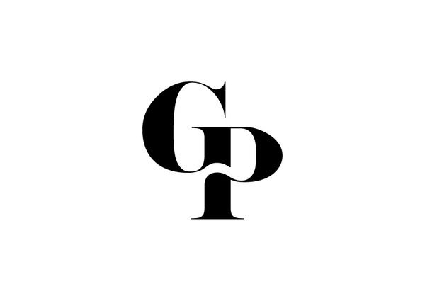 Logo / monogram / G P