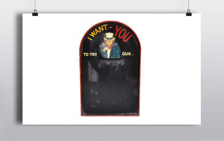 82cmx50cm http://www.prophouse.ie/portfolio/i-want-you-chalkboard/