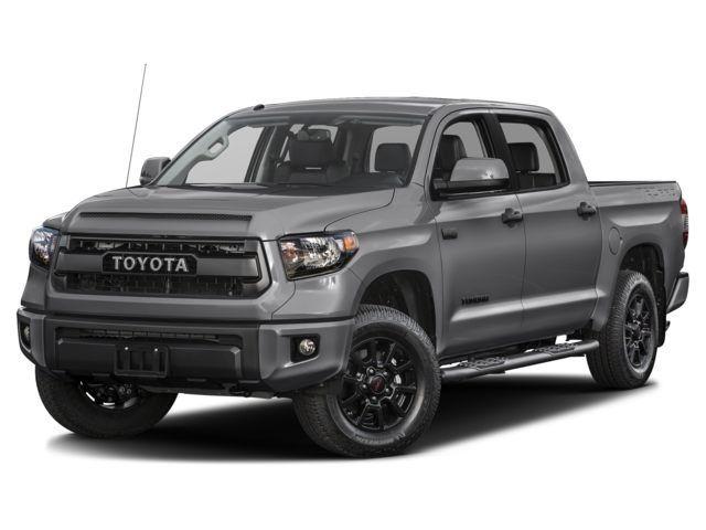 2017 Toyota Tundra TRD Pro 5.7L V8 w/FFV Truck CrewMax - $49,151