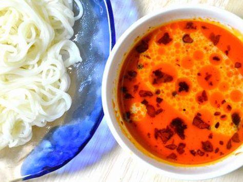 話題の「そうめんが担々麺風になる」レシピが激うま! めんつゆ&食べるラー油に◯◯を混ぜるだけで…… - mitok(ミトク)