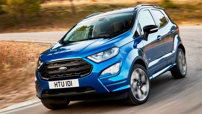 New Ford Ecosport Impresses On Automotive Blog Review Jennings