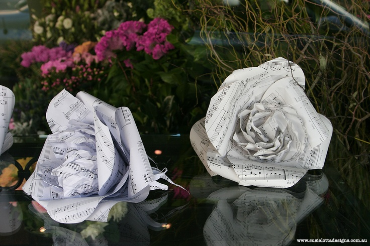 Musical roses in Sweden!